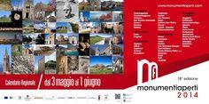 MONUMENTI APERTI 2014- SASSARI,ORISTANO,FLUMINIMAGGIORE, SAN GAVINO MONREALE, SANLURI, SARDARA,CODRONGIANOS – 3-4 MAGGIO 2014