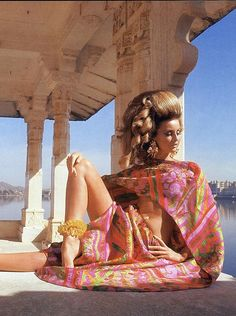 "Henry Clarke - This reminds me so much of the book ""Gypset Style"" by #Assouline Publishing! LOVE"