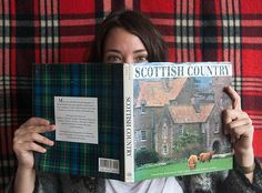 Scottish Country by Charles MacLean and Christopher Simon Sykes  1992 | If you are a lover of Scotland I highly recommend this fabulous book (if you can still find it)