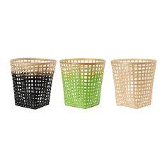 "NIPPRIG 2015 Basket - assorted colors, 19 ¾x19 ¾ "" - IKEA"