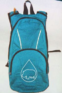 100% #Waxed Canvas Simple Hydration Pack. A 1st for the hydration #market, our packs are waxed with an #all-natural wax created in the US which allows our packs to be #water resistant. Plus canvas, from our research, has never been attempted before. Also comes with a 2 Liter water bladder. All this for only $25.00 plus shipping & tax. It's time to get you #hydrated for a greener and healthier tomorrow!   GREAT for #MUSIC #FESTIVALS & Outdoor Events!