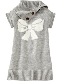 Old Navy | Turtleneck Sweater Dresses for Baby. Cuuuttee!!!