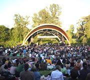 Cuthbert Amphitheater, Eugene, OR