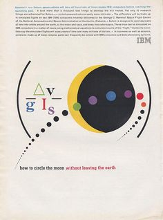 IBM Advert