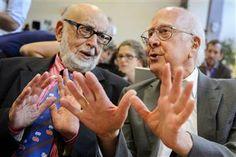 Nobel physics prize spotlights Higgs boson, plus Drs. Higgs and Englert - NBC News.com