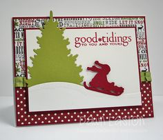 Good Tidings PP102 by TreasureOiler - Cards and Paper Crafts at Splitcoaststampers