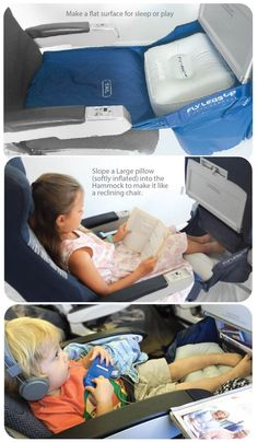 Kids Fly LegsUp - Flight Hammock for Children