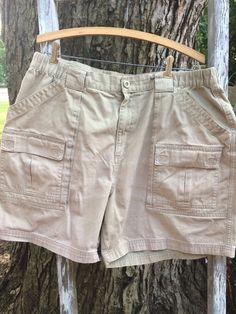 croft and barrow sz 38 cargo shorts  #CroftBarrow #Cargo