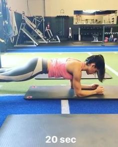 "7,874 Likes, 79 Comments - Alexia Clark (@alexia_clark) on Instagram: ""Core Circuit Sunday! 40 seconds of each ""moving"" exercise 20 seconds of each hold 2 ROUNDS!…"""