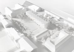 JAJA Wins Second Prize for Swedish Housing and Market Hall Hybrid,Site Plan. Image © JAJA Architects