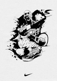 Nike Kobe Boys' Basketball T-Shirt