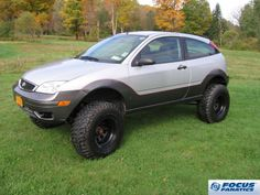 2005 Ford Focus ZX3 | 2005 4x4 Ford Focus ZX3