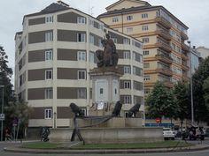 Plaza de Avilés Lugo