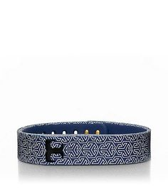Tory Burch Tory Burch for Fitbit Silicone Printed Bracelet! Yay, fitbit with a bit of style!