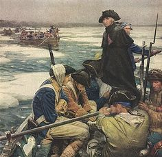 Crossing the Delaware: Edward William Jackson, my 7th great grandfather was in the Revolutionary War. It is rumored he crossed the Delaware with  General Washington. Both him and his son were wounded in the Battle of Yorktown.  http://worldconnect.rootsweb.ancestry.com/cgi-bin/igm.cgi?op=GET=:2523752=I530565555