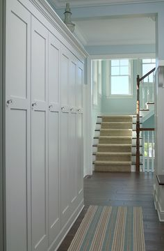 love the built in closets