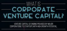 [Infographic] Entrepreneurs seeking Corporate Venture Capital (CVC) often don't understand the full benefits of the investment. Find out what you need to know before partnering up with a corporate company.