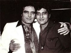 Feroz Khan and Vinod Khanna.