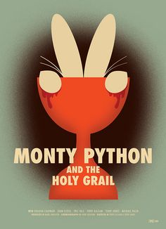 Monty Python and the Holy Grail (by Brandon Schaefer)