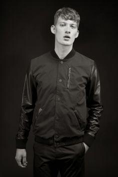 SOPOPULAR se ausenta del color en su lookbook Spring 2014 | Male Fashion Trends