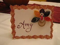 Thanksgiving placecards @Amy Ceralde