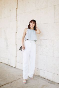Karlie x Express: Volume I - Kahlea Nicole - It is minimal, but sophisticated. Feminine, but edgy. It's full of the perfect pieces for everything from a business meeting to a Summer beach trip. What I love about these pants especially is that I can dress them up for an event, or down with a simple graphic tee
