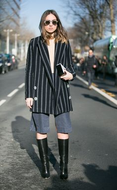 culottes style - Google Search