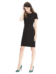 Would love a great structured stretch dress like this one!