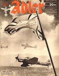 Der Adler №12 10 Juni 1941
