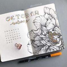 Image result for artist loft journal bullet journal spread