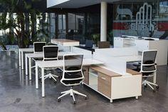 Spine de #Actiu, programa #modular y #adaptable para #oficina