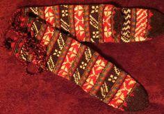 Balkan Bazaar: Bulgarian Socks