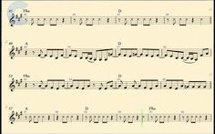 Trumpet - I Gotta Feeling - Black Eyed Peas - Sheet Music, Chords, and Vocals
