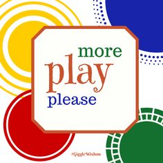 What would happen if you added just a little more play in your life?