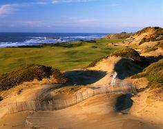 Pacific Dunes- Bandon, OR