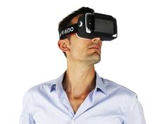 Say hello to the world's most versatile Virtual Reality Headset that works with your smartphone to offer truly immersive 360 degree games, videos, photos and...
