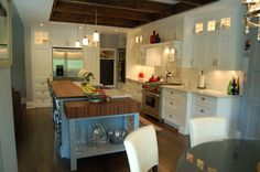 Ottawa Kitchen Cabinet Design - Gallery - Kitchens - Muskoka Cabinet Company
