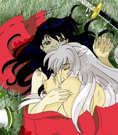 Group of: Inuyasha X Kagome | We Heart It