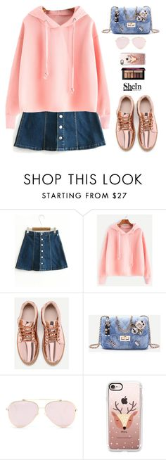"""""""Quick outfit"""" by gabygirafe ❤ liked on Polyvore featuring Casetify"""
