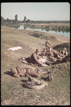 #WWII-Polish soldiers captured by Germans during the invasion of Poland, 1939. [Hugo Jaeger LIFE/Getty]/ qw
