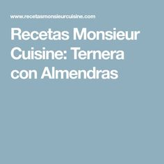Carne, Salsa, Gastronomia, Food Processor, Cooking Food, Thermomix, Salsa Music