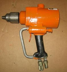 "Rebuilt Original Heavy Duty Stanley Hydraulic DL-22 DL22 & Jacobs #36 3/4"" Drill #STANLEY"