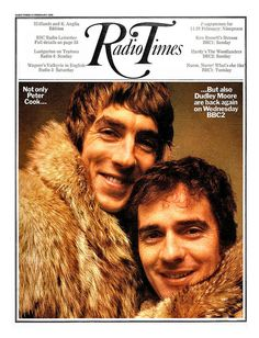 Radio Times - Not Only But Also 1970