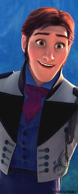 for the people who didnt see frozen dont look below. spoiler alert.  HANS IS EVIL. HE was so sweet and then he was all like HUH and the WHA?? then i just thought he was a jerk. When anna punched him in the end, everyone clapped n the movie thearther,