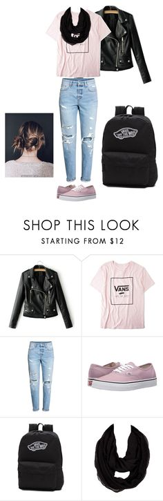 """***"" by t0ri14 on Polyvore featuring Vans"