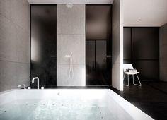 pk-house interior design , łubki. Tamizo Architects