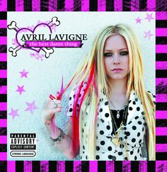 #1 album two weeks of May 2007: Avril Lavigne - The Best Damn Thing