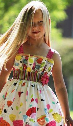 Birthday White Flower Girl Dress Custom Sizes 3T to by JSuesStudio, $75.00