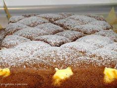 Przyjemność z pieczenia: Poduszkowiec serowy