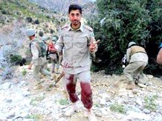 Brave soldier of Pak Army